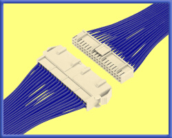 RMD Connector (2.54mm Pitch)
